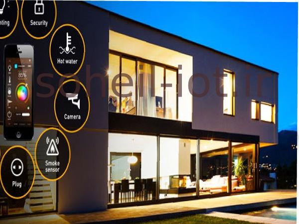 محصولات هوشمند سازی ساختمان