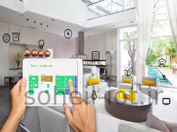 فروش لوازم ساختمان هوشمند